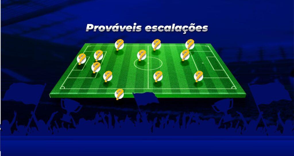 Escalações prováveis para a 12ª rodada do Cartola FC
